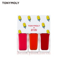 TONYMOLY Lip Tone Get It Tint Mini Trio [Oioi Edition] 1ea